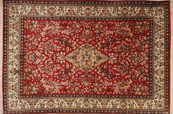Bilde av Kashmir silke str 187 x 127