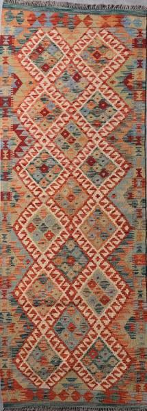 Bilde av Afghansk kelim str 198 x 72
