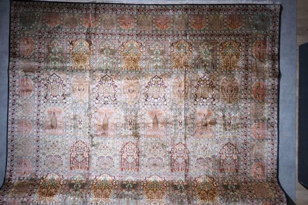Bilde av Kashmir silketeppe str 422 x 306