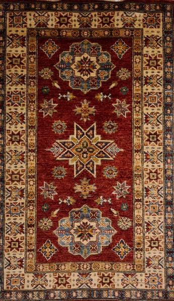 Bilde av Afghansk Kazak str 138 x 86