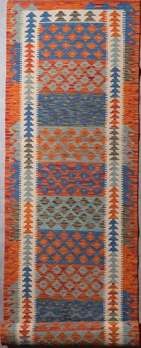 Afghansk kelim str 290 x 81