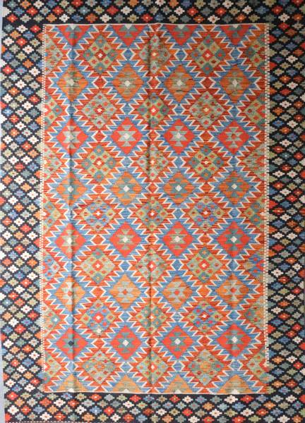 Bilde av Afghansk kelim ser 240 x 164
