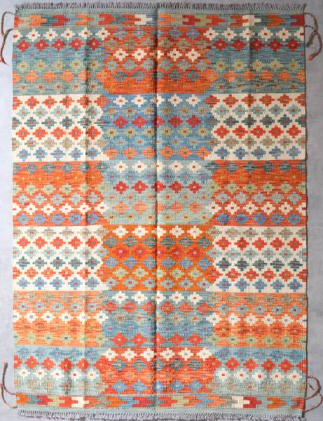 Bilde av Afghansk lkelim Str 181 x 132