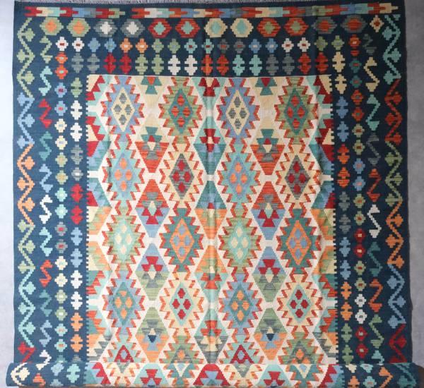 Bilde av Afghansk kelim ser 304 x 207
