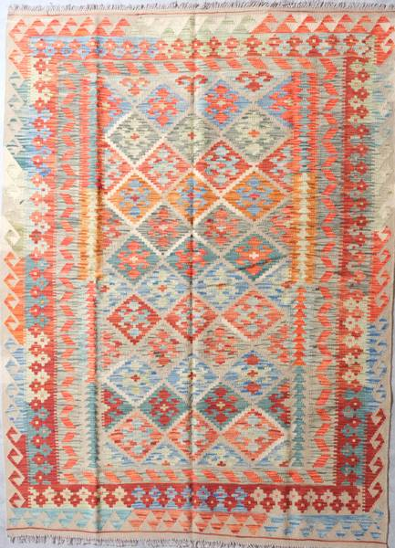 Bilde av Afghansk kelim str 202 x 150