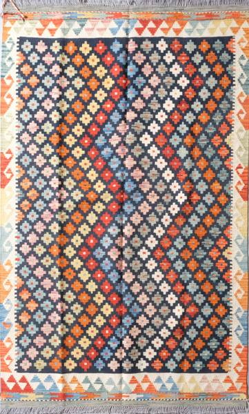Bilde av Afghansk kelim str 190 x 119