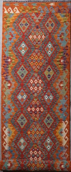 Bilde av Afghansk kelim str  300 x 86