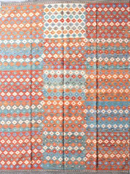 Bilde av Afghansk kelim str 204 x 154