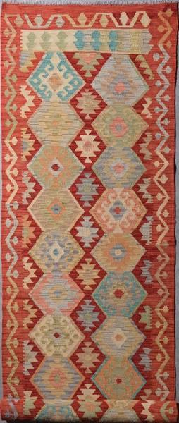 Bilde av Afghansk kelim str 276 x 83