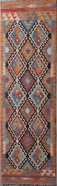 Bilde av Afghansk kelim str 193 x 85
