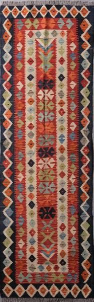 Bilde av Afgansk kelim str 194 x 62