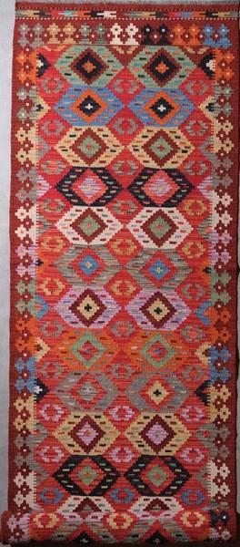 Bilde av Afghansk kelim str 303 x 89