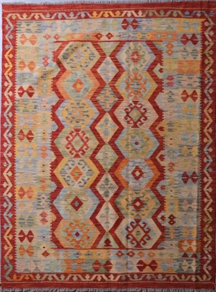 Bilde av Afghansk kelim str 195 x 150