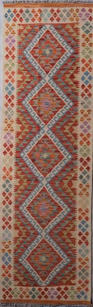 Bilde av Afghansk kelim str 214 x 66
