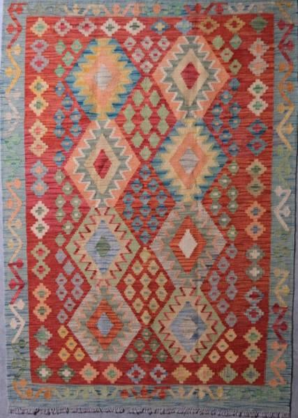 Bilde av Afghansk kelim str 170 x 125