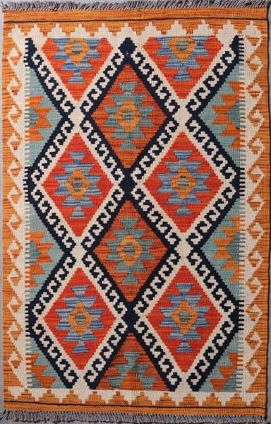 Bilde av Afghansk kelim str 123 x 81