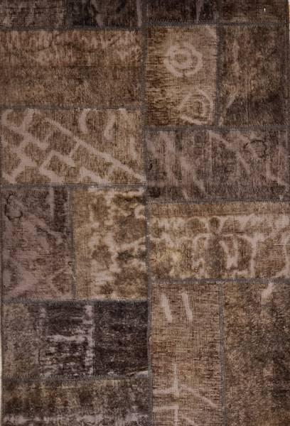 Bilde av Persisk Patchwork str 121 x 82
