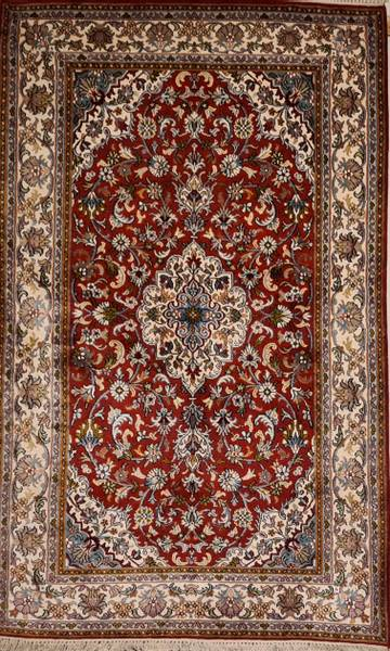 Bilde av Kashmir silke str 154 x 97