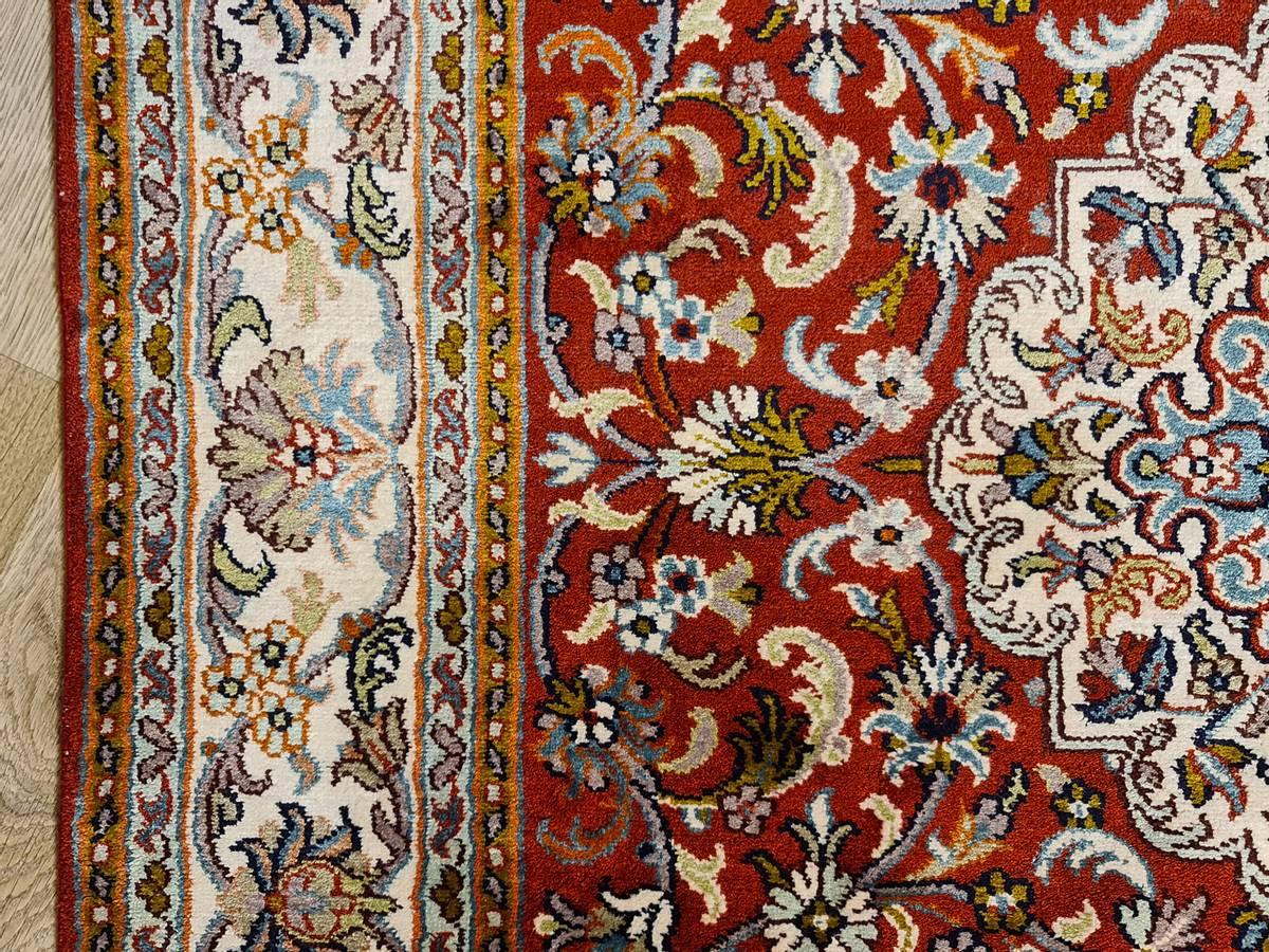 Kashmir silke str 154 x 97