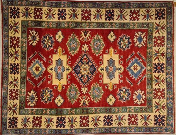 Bilde av Afghansk Kazak str 200 x 154