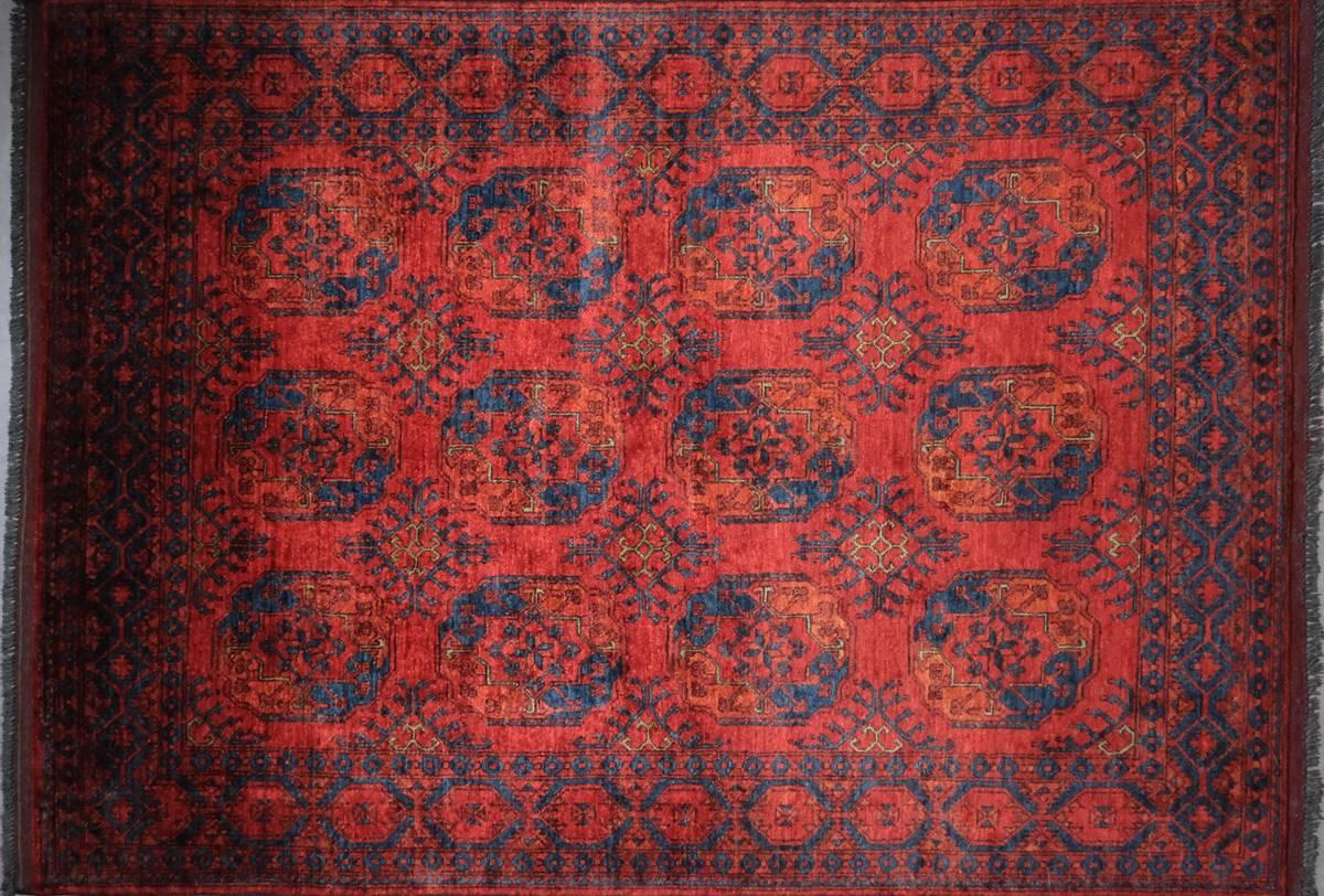 Afghansk Ersari str 238 x 171