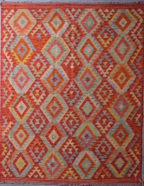 Bilde av Afghansk kelim str 192 x 156