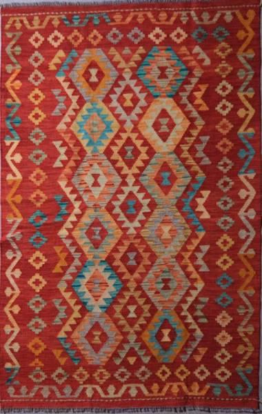 Bilde av Afghansk kelim str 180 x 116