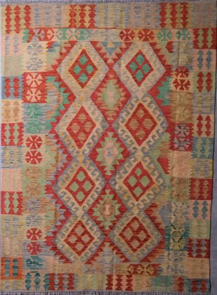 Bilde av Afghansk kelim str 204 x 153