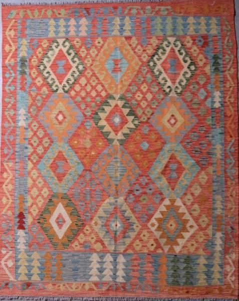 Bilde av Afghansk kelim str 195 x 149