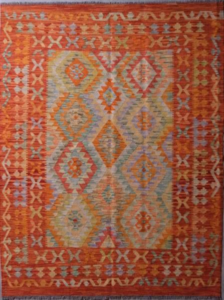 Bilde av Afghansk kelim str 199 x 159
