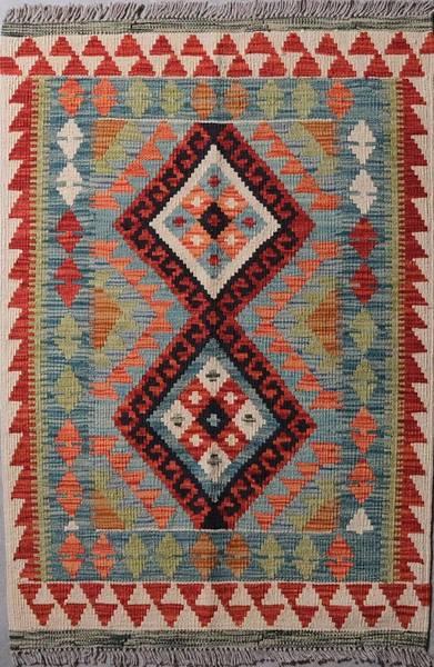 Bilde av Afghansk kelim str 110 x 75