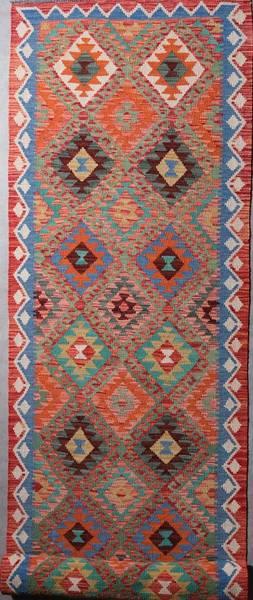 Bilde av Afghansk kelim str 410 x 87