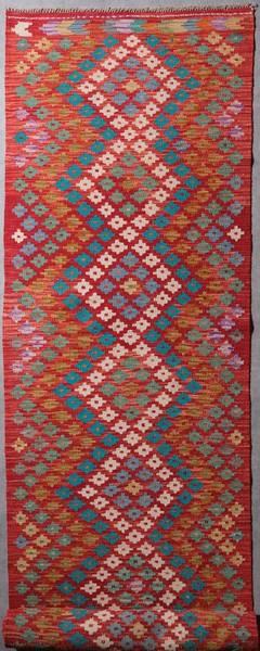 Bilde av Afghansk kelim str 402 x 80