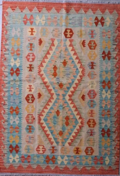 Bilde av Afghansk kelim str 170 x 121
