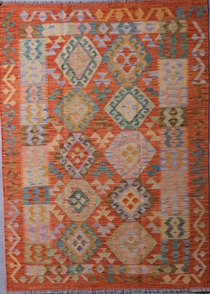 Bilde av Afghansk kelim str 172 x 122
