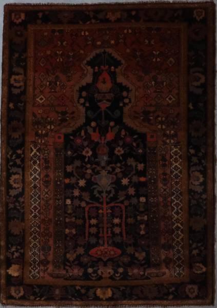 Bilde av Old Afghansk Beluch str 124 x 88