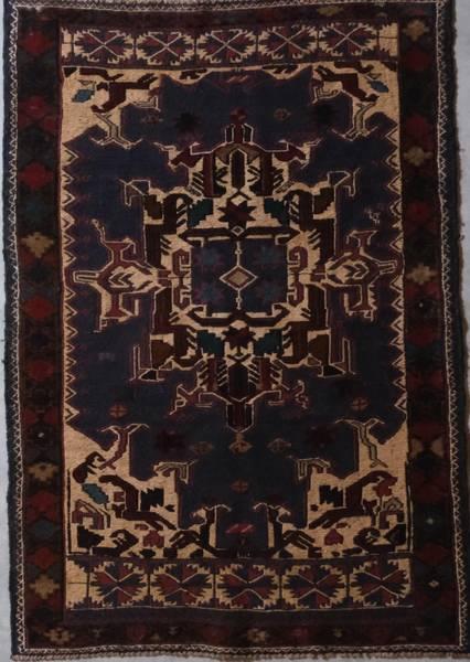 Bilde av Old Afghansk soma kelim str 131 x 89