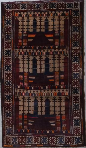Bilde av Afghansk Belutch Str 156 x 87