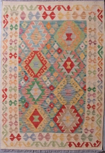 Bilde av Afghansk kelim str 144 x 100