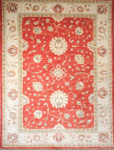 Bilde av Afghansk ziegler fine str 230 x 173