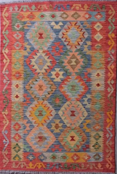 Bilde av Afghansk kelim str 150 x 104