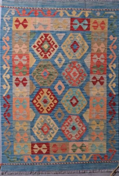 Bilde av Afghansk kelim str 143 x 99