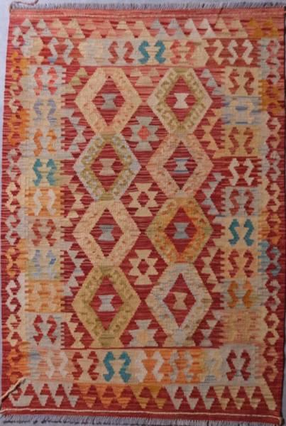 Bilde av Afghansk kelim str 143 x 107