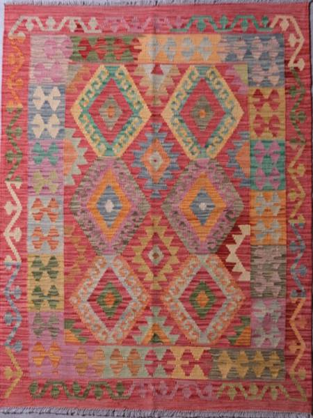 Bilde av Afghansk kelim str 145 x 110