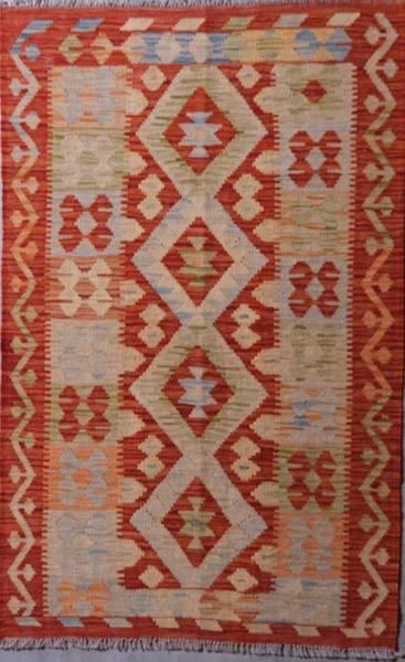 Bilde av Afghansk kelim str 147 x 94