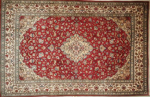 Bilde av Kashmir silketeppe str 262 x 171