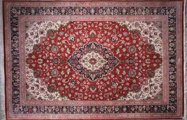 Bilde av Persisk Qum silke str 300 x 200