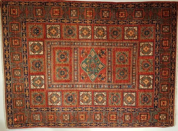 Bilde av Afghansk kazak str 216 x 160