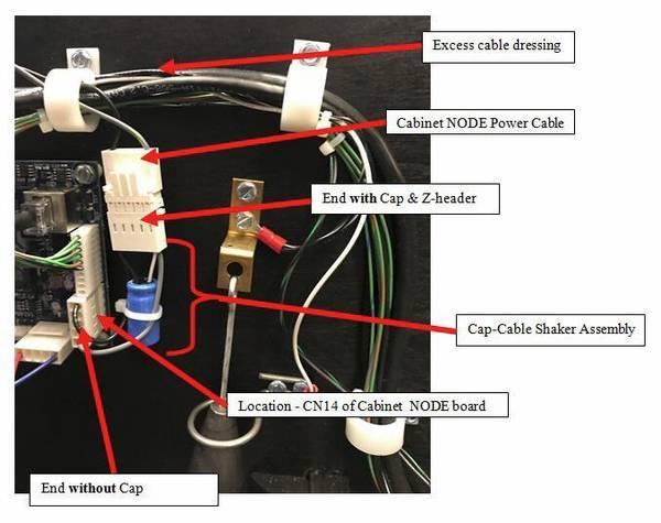 Spike Shaker Motor Filter Kit