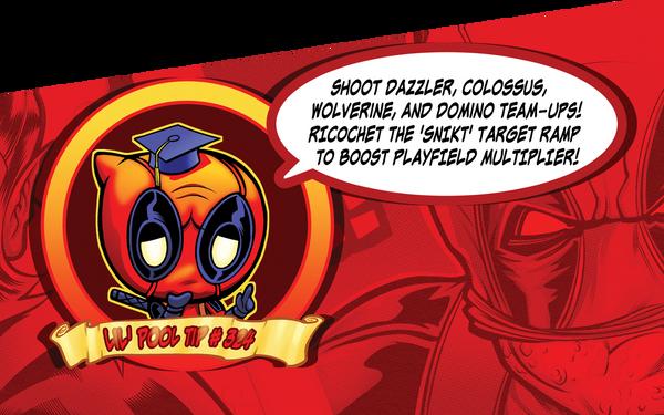 Deadpool Art Blades